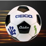 Soccer Ball Size 4 Synthetic W/Dual Print Panel
