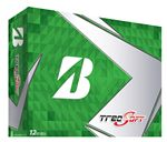 Custom Bridgestone Treo Soft Golf Ball