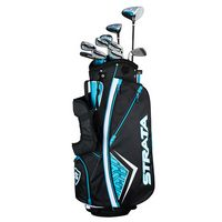 Strata Plus Ladies 14 Piece Golf Club Set