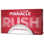 Custom Pinnacle Rush Golf Ball (15-Ball Pack)