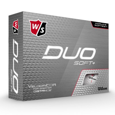 Wilson Duo® Soft Golf Ball