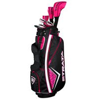 Strata Ladies 11 Piece Golf Club Set