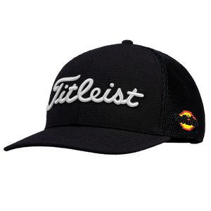 d6b3a8c3653 Titleist Tour Snapback Mesh Golf Hat - TH9ATSMC - Brilliant Promotional  Products