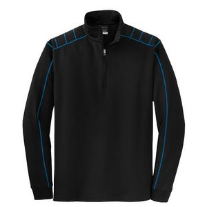 Nike Men's Golf Dri-Fit 1/2 Zip Cover-Up