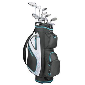 TaylorMade Kalea Package Set - Charcoal/Blue