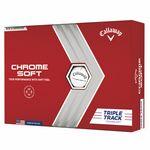 Callaway Chrome Soft (Triple Track)