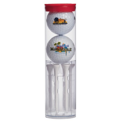 Wilson 2-Ball Tube with Tees
