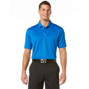 Callaway Textured Performance Polo Shirt