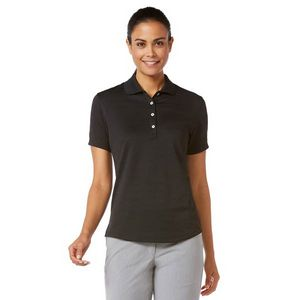 Callaway Ladies' Textured Performance Polo Shirt