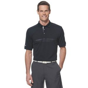 Callaway Embossed Athletic Polo Shirt
