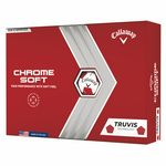 Callaway Chrome Soft/Chrome Soft X Truvis - Custom Balls