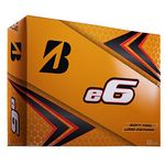Custom Bridgestone e6 Soft Golf Ball