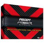 Custom Precept Power Drive Golf Ball