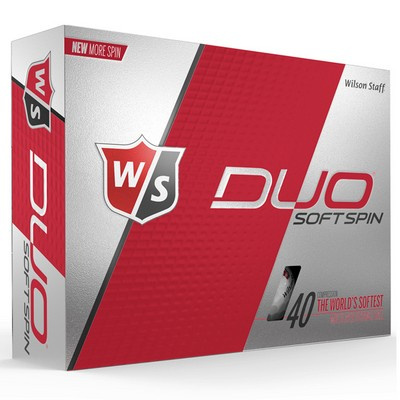 Wilson Staff Duo® Spin Golf Ball