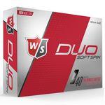 Wilson Staff Duo® Soft Spin Golf Ball