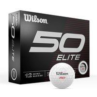 Wilson Staff 50 Elite Golf Ball