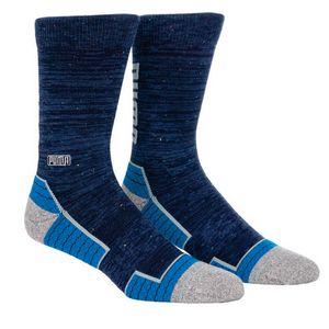 Custom Puma Men's Fusion Wordmark Sock