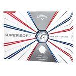 Callaway Supersoft Golf Ball - 6 DZ MIN!!