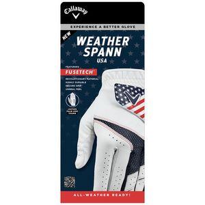 Callaway USA Weather Spann Golf Glove