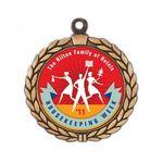 Custom Round Digital Color Medals