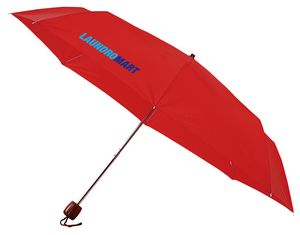 The 43 Manual Folding Umbrella