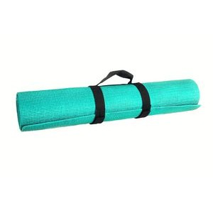The Full Length Yoga Mat With Strap Mint Green