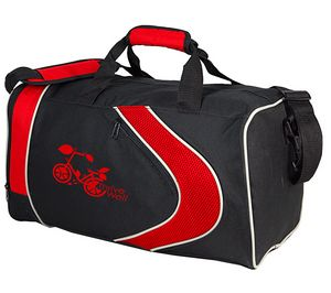 The Gym Bag with Shoe Pocket
