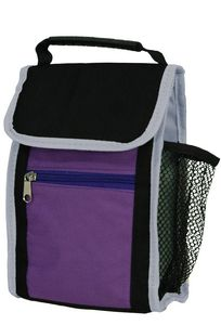Custom The Contrast Color Lunch Cooler Sack