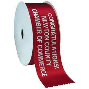 customized and printed ribbons supplier in Dubai