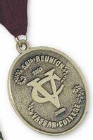 "2-1/2"" Die Cast Zinc Medallions Paperweight"
