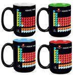 Custom 15 Oz. Mighty Black Coffee Mug