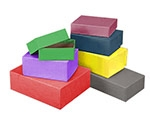 Custom Special Order Matte Colored Setup Gift Box - 8 3/16