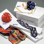 Custom White Ties Apparel Boxes (14