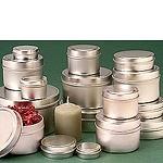 Custom Deep Seamless Tin (3 1/8