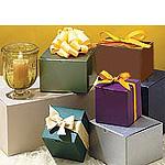 Custom Premium Colored 1 Piece Gift Box - 7