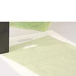"Grape Pinch Bottom Plastic Bags w/No Gusset (14""x3""x21"")"