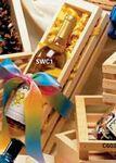 Custom Store Display Wooden Wine Crate (12 1/2