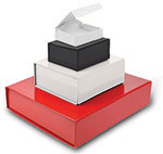 "Premium Magnetic Gift Box - 6""x6""x2 3/4"""