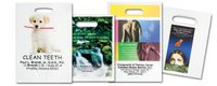 """Non-Reinforced Full Color Die Cut Bags (9""""x13"""")"""