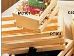 Custom Gift & Planter Wooden Crate (16 1/2