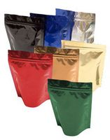 """Economy Oval Bottom Stand Up Pouch (5""""x8"""")"""