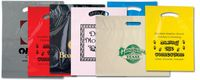 "Short Run Die Cut Handle Bags (12""x15""x3"")"