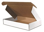 "Front Lock Deluxe Literature Mailer Box (12 1/8""x9 1/4""x4"")"