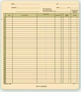 one write accounts payable ledger card 2200nl brilliant