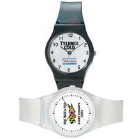 Unisex Casual Plastic Watch