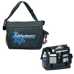 Messenger Bag (15W x 12H x 4.5G)