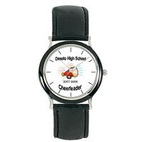 Budget Collection Watch w/Black Bezel