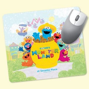 "Origin'L Fabric® 7.5x8.5x1/8"" Antimicrobial MousePad"