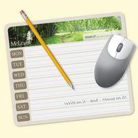 "MousePaper® 24 Page 7.25""x8.5"" Note Paper MousePad"