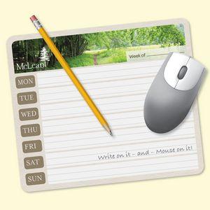 MousePaper 24 Page 7.25x8.5 Note Paper MousePad
